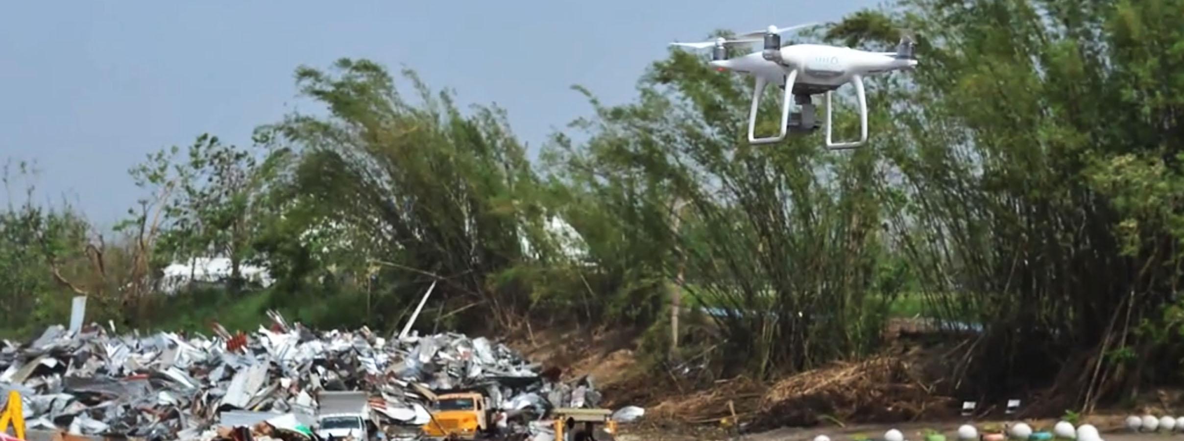 Bayamón Utiliza Innovadoras Técnicas para el Monitoreo de Escombros
