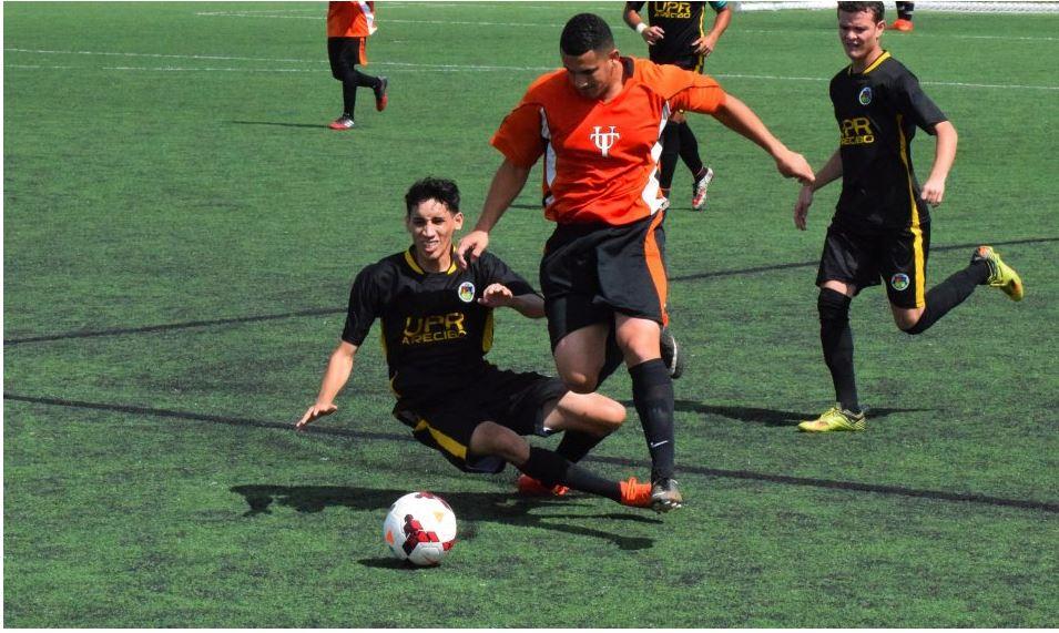 Un empate y una ventaja ligera en las semifinales del fútbol