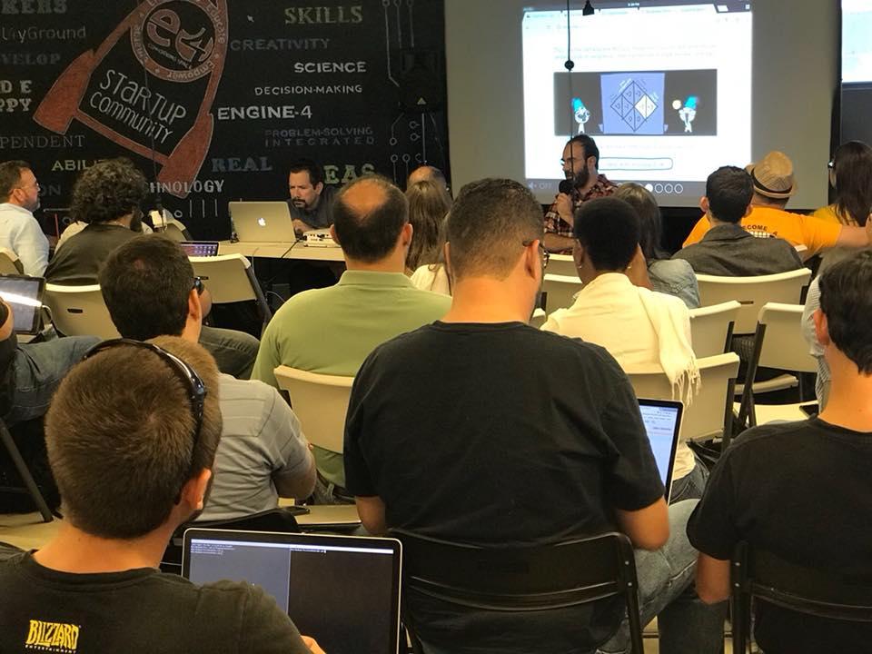 Galería: 1st Blockchain Workshop
