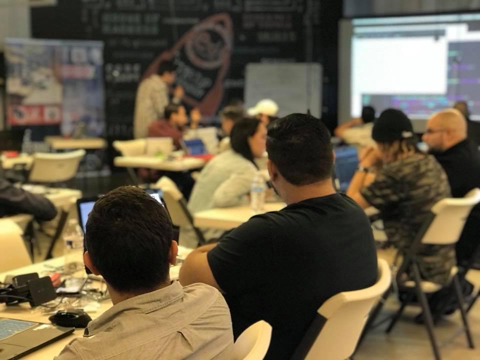 Galería: Blockchain in IoT Workshop