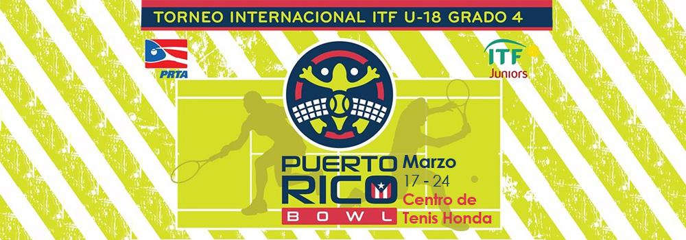 Torneo Internacional ITF en el Centro de Tenis Honda del 17 al 24 de marzo de 2018