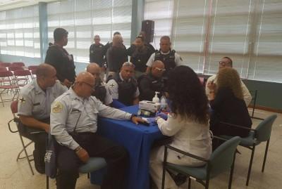 Clínica de Salud para Empleados de la Policía Municipal
