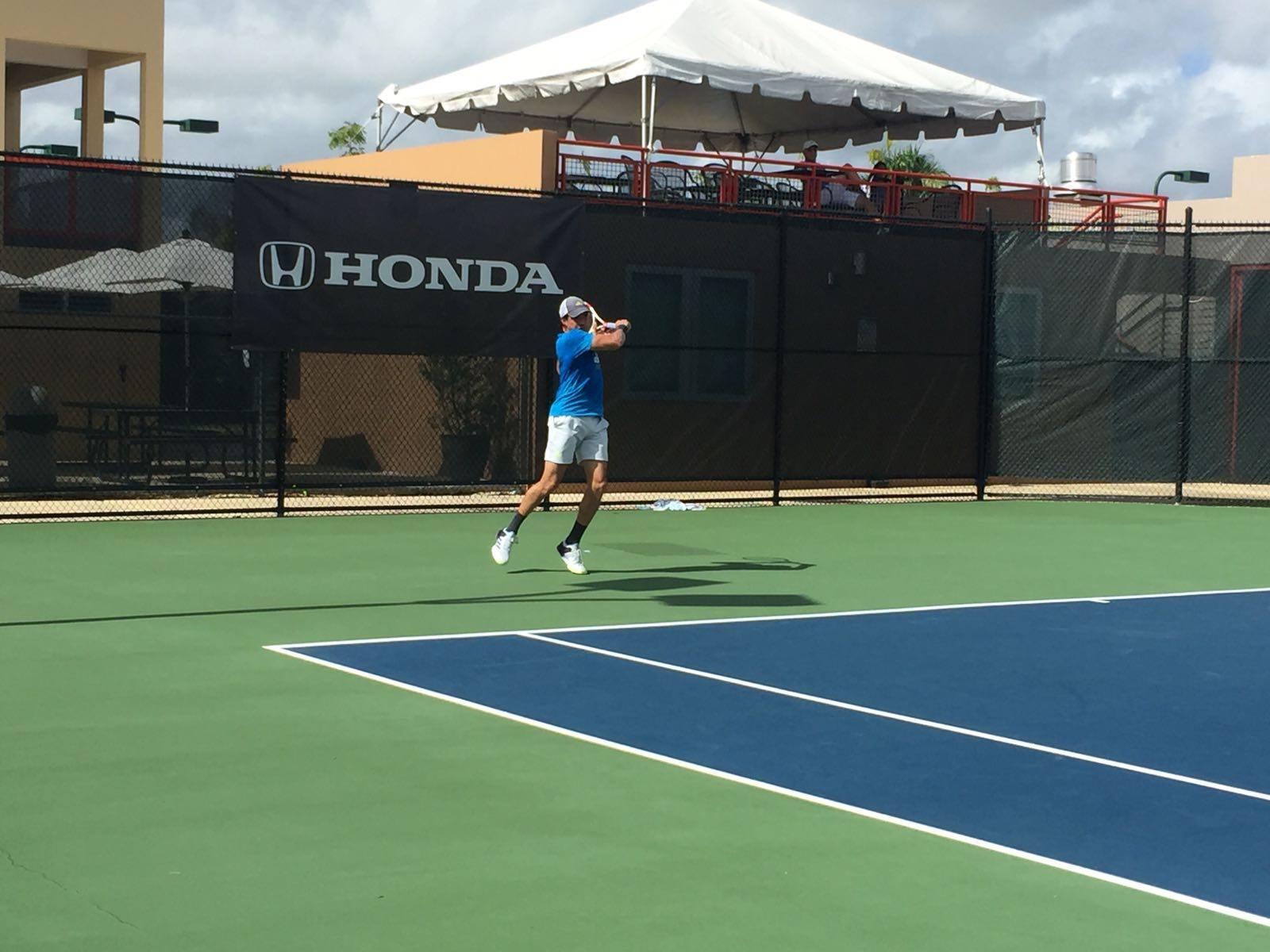 Semi Finales de la Asociación de Tenis de Puerto Rico