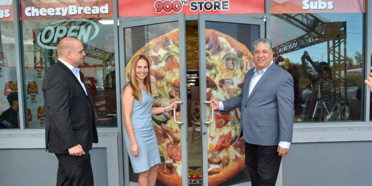 Apertura Marco's Pizza en Bayamón