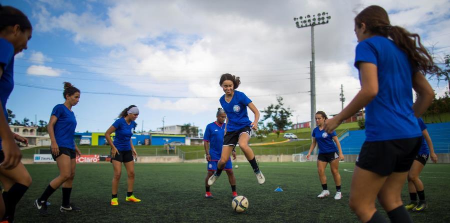 Foto Selección Futbol por Ramón Zayas