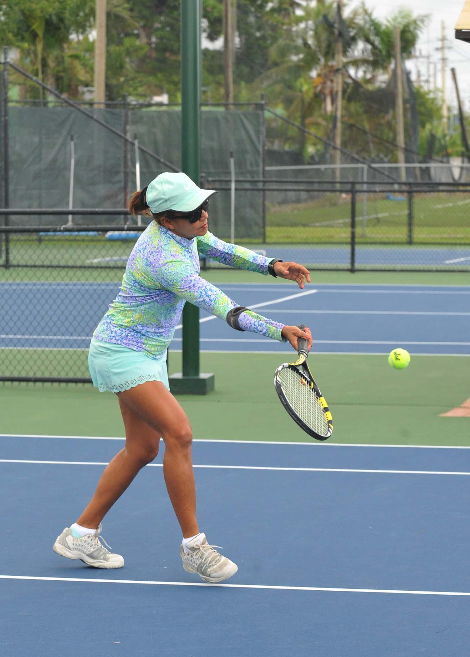 Damas Tenis