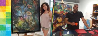 El Proyecto Casitas Artitas Residentes le da la Bienvenida a Dos Nuevos Artistas