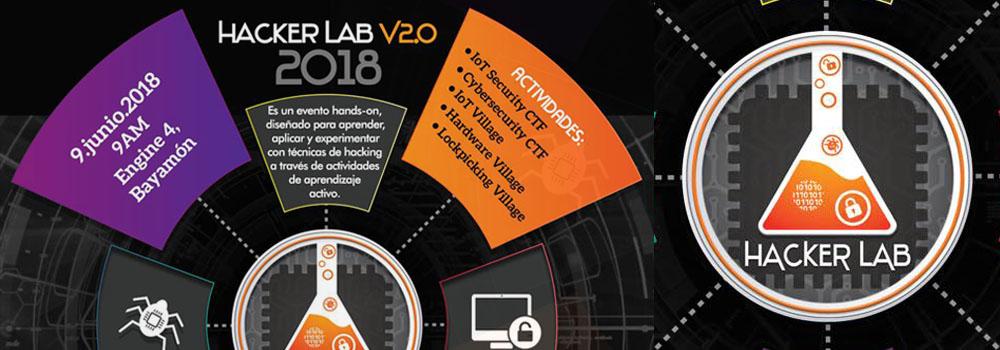Hacker Lab V2.0 2018