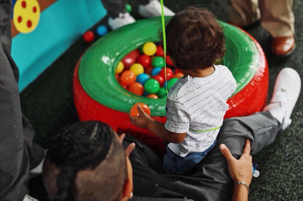 Facilidades nuevo parque en Centro Rehabilitación para Mujeres en Bayamón