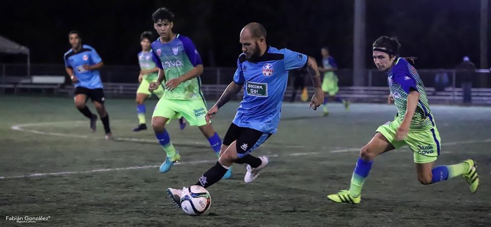 Imbatible el Bayamón FC al Cierre de la Sexta Fecha del Torneo Preparatorio