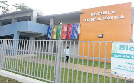 Escuela Dr. José A. Dávila