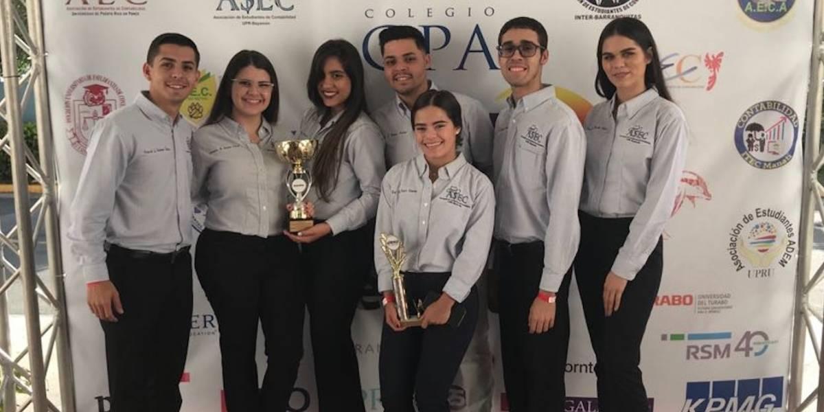 UPR Bayamón Conquista el Primer Lugar en Competencia de CPA