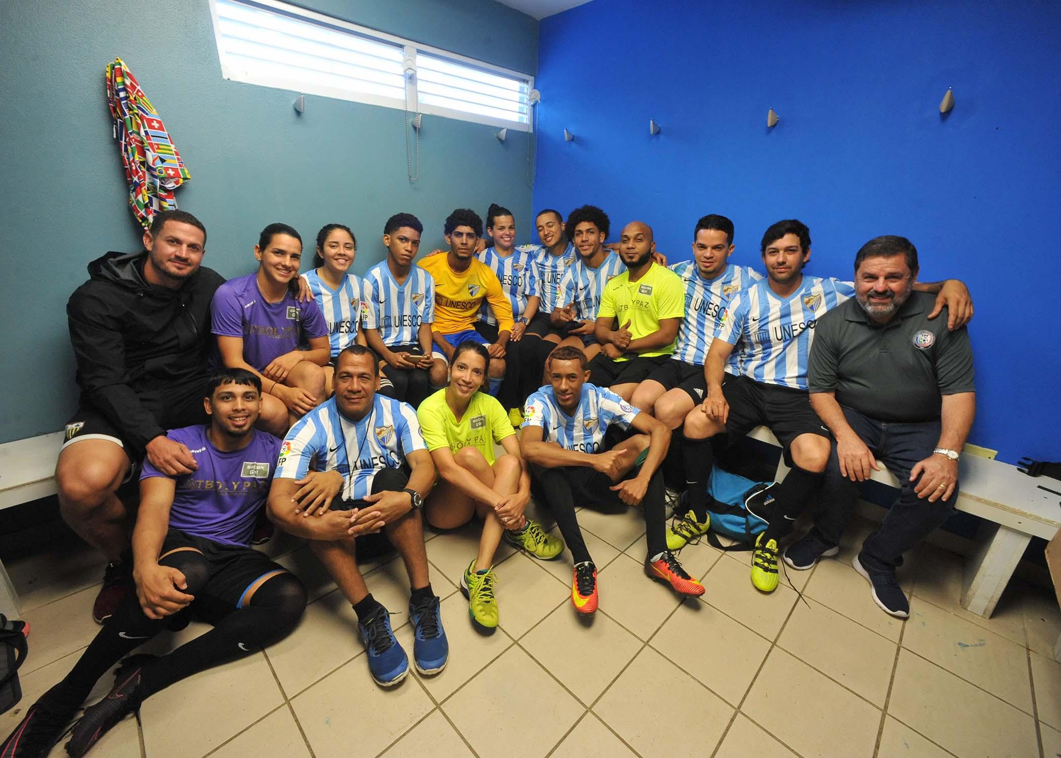 Celebrity Game-Soccer Fund Borrali