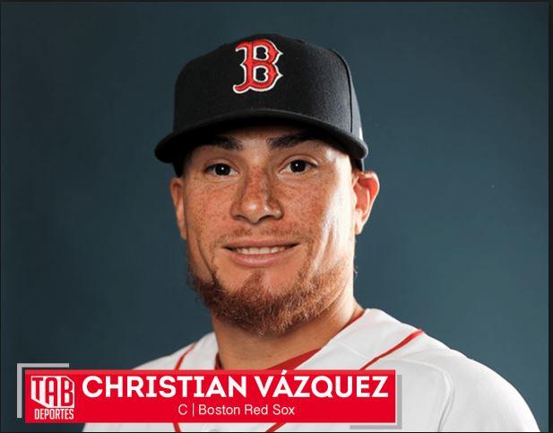 Mejora la Ofensiva de Christian Vázquez