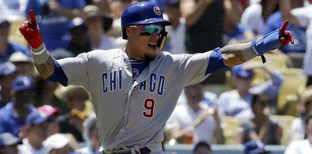 Javier Báez Acabó con los Dodgers