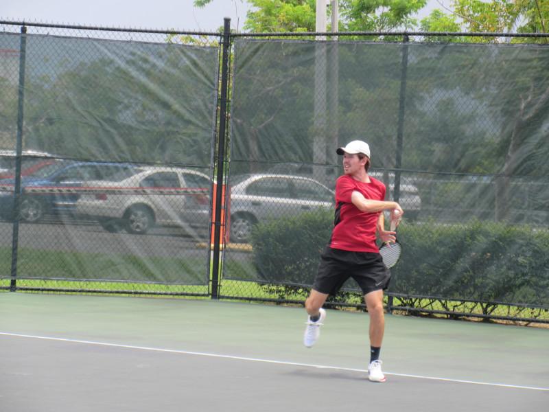 seccional tenis