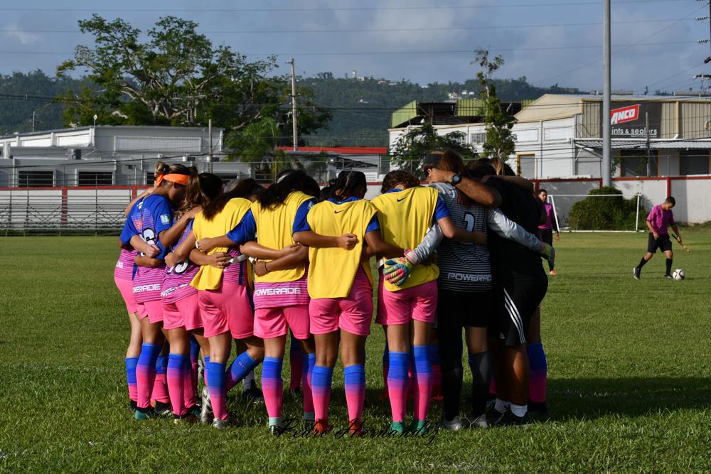 FC Femenino segunda victoria