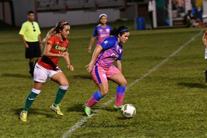 Continúa el Invicto de Bayamón FC en la Copa Superior Femenina