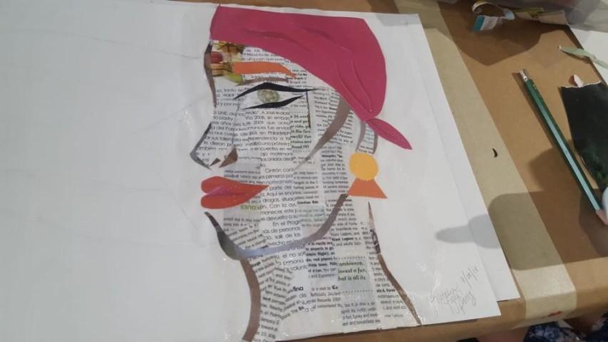Taller: Crea una Obra en Collage