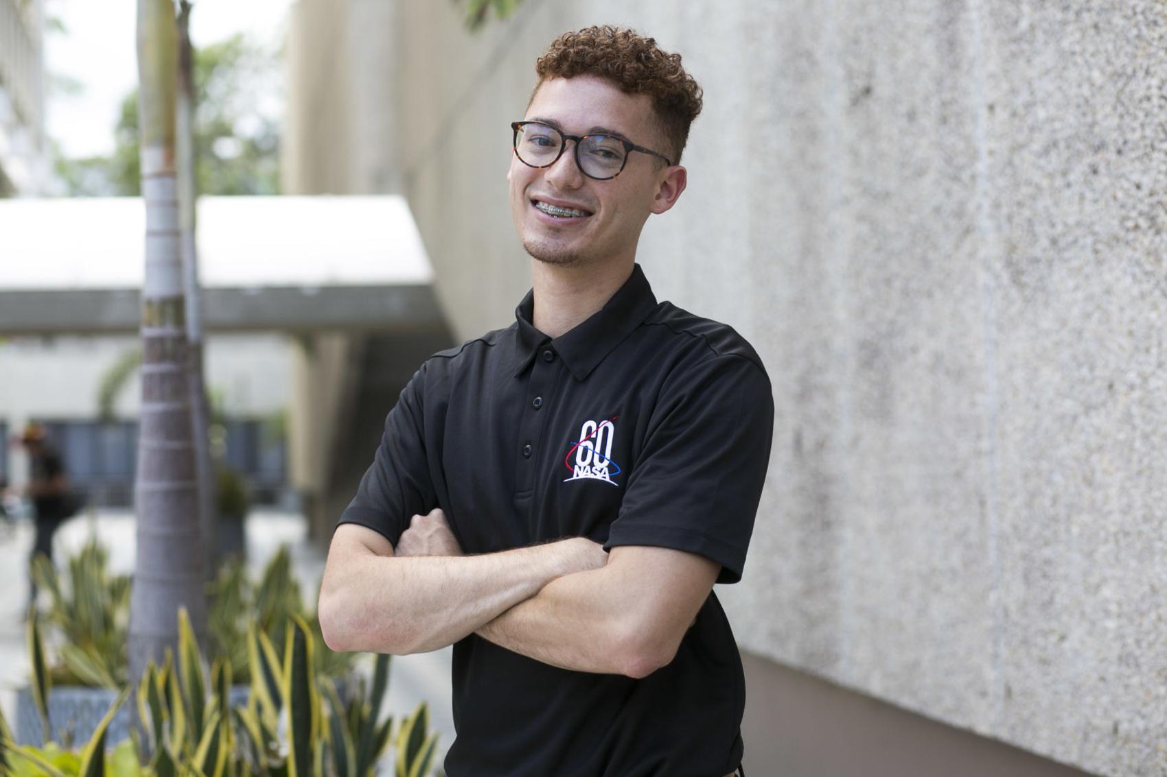 Joven de la UPR Bayamón para la NASA
