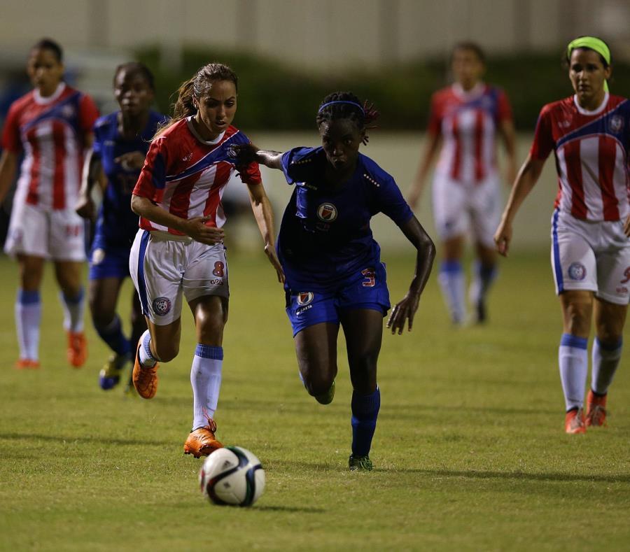 Amistoso Femenino de Soccer