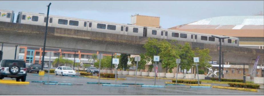 Amplio el Uso del Tren Urbano Estaciones Bayamón
