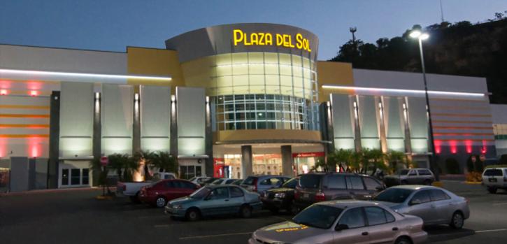 Plaza del Sol Entrada Principal