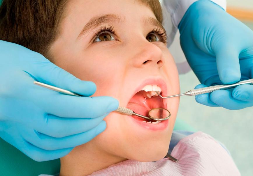 Salud-Dental foto de ejemplo