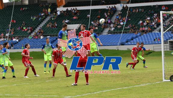Bayamón FC a Jugar en la Nueva Liga Puerto Rico