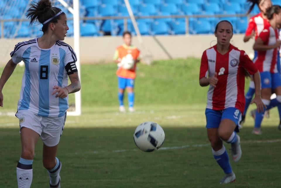 Puerto Rico y Argentina empatan 1-1 en Amistoso