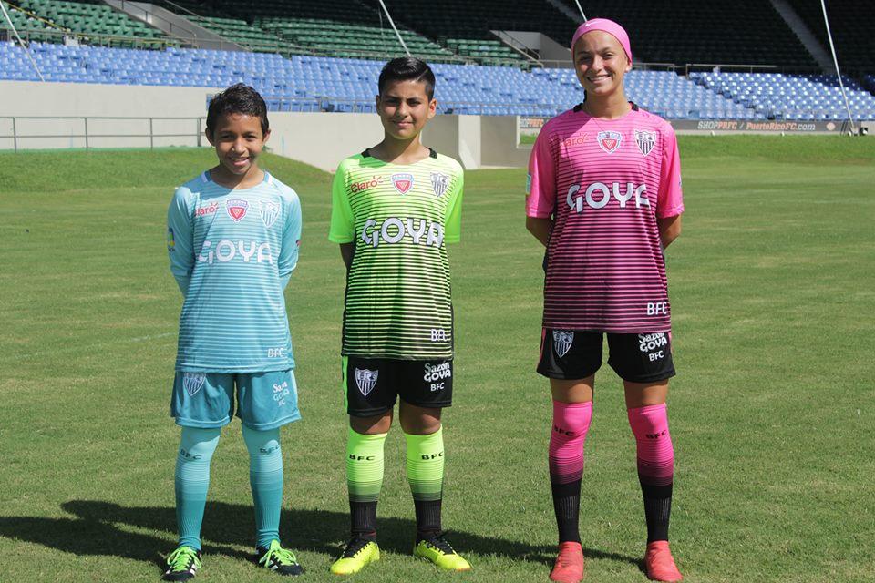 Bayamón FC Presenta Nuevo Uniforme