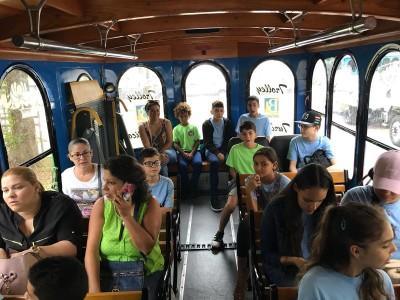 Explora la Ciudad de Bayamón en Nuestro Trolley Turístico