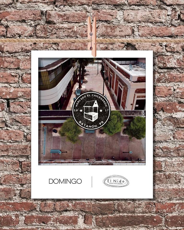 Mercado el Chicharron en el Nido el 23 de septiembre de 2018