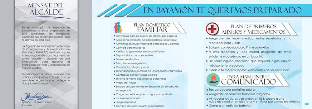 En Bayamón te Queremos Preparados (slide 1)