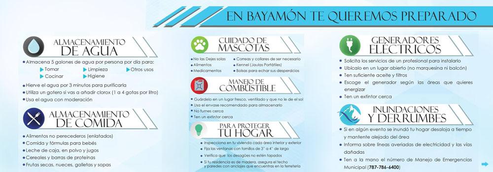 En Bayamón te Queremos Preparados (slide 2)