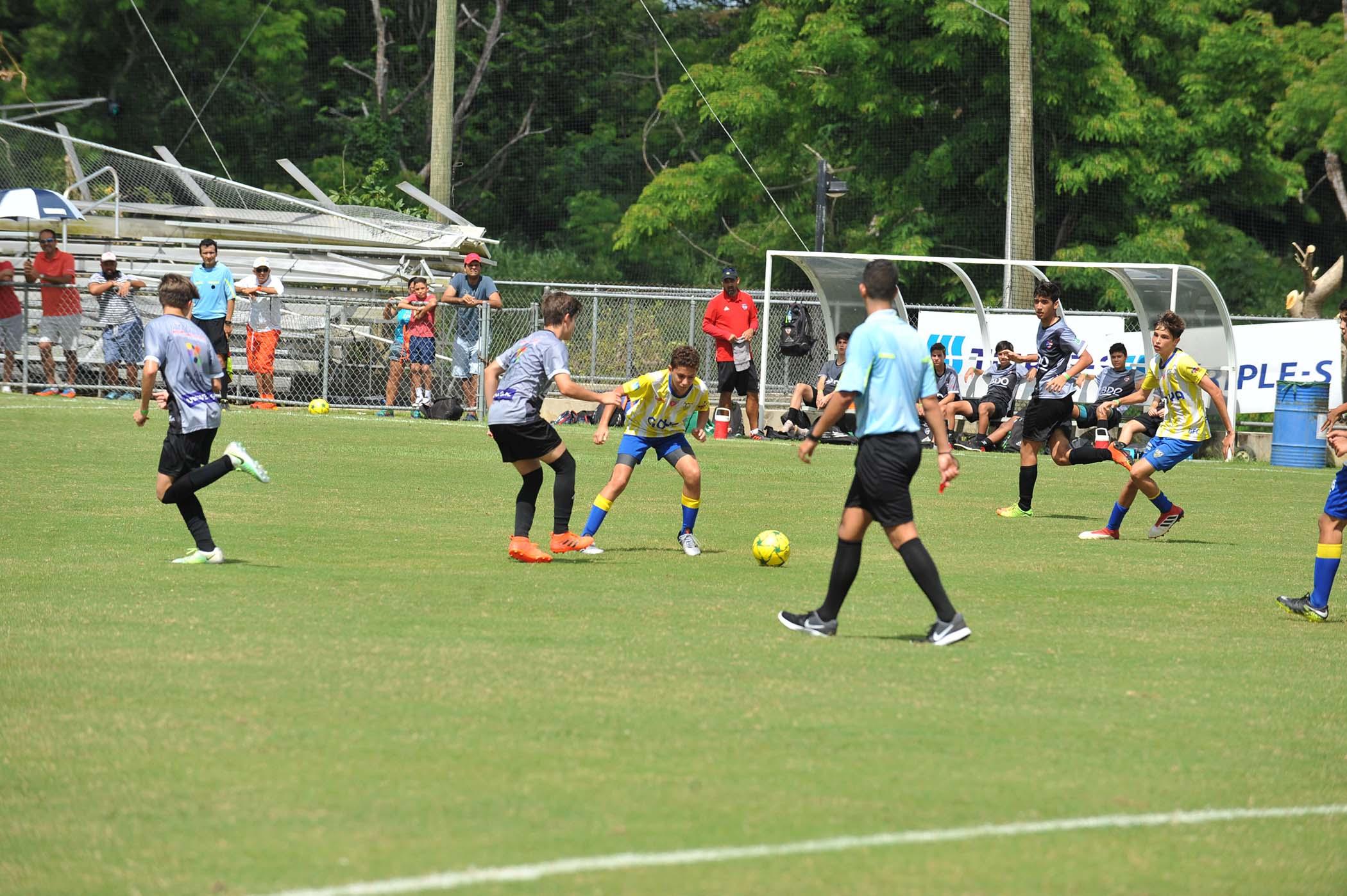 Finaliza el Power League Puerto Rico Soccer Championship