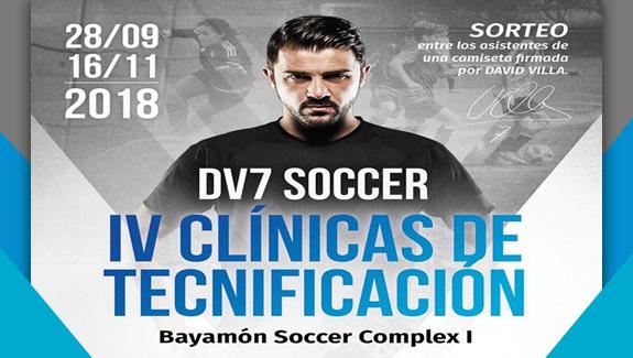 IV Clínica Tecnificación en Bayamón FC