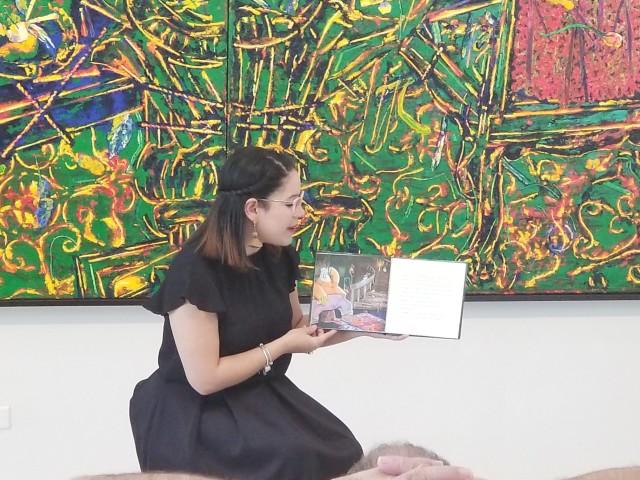 Galería: Programa de Actividades Educativas en el Museo de Arte de Bayamón