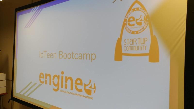 ENGINE-4 IoTeen Bootcamp Program
