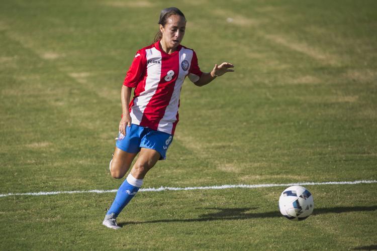 Jugadora Futbol
