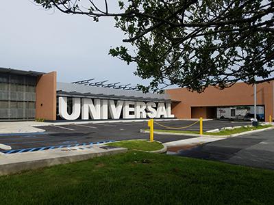 Inauguración de la Oficina Universal en Bayamón