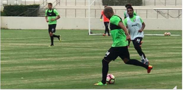 Selección Masculina de Fútbol Recibe a Martinica
