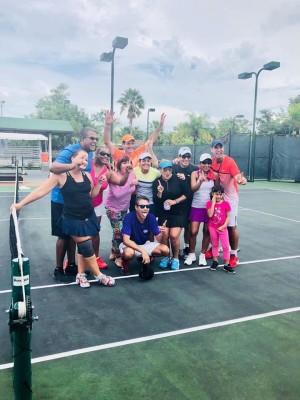 Finalizan las Selecciones de Tenis Mixta de la PRTA