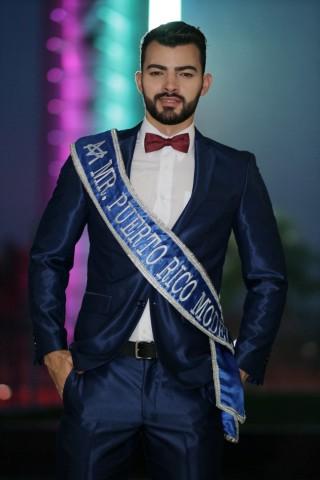 Preparado Mr. Puerto Rico Model para su Primer Desafío Internacional