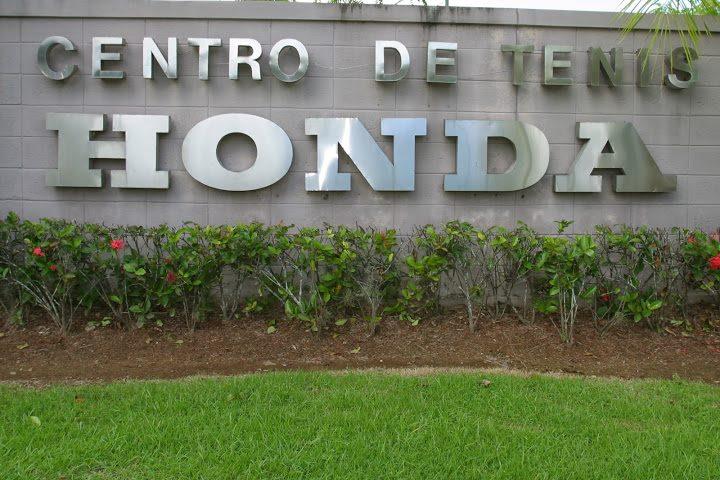 Centro de Tenis Honda