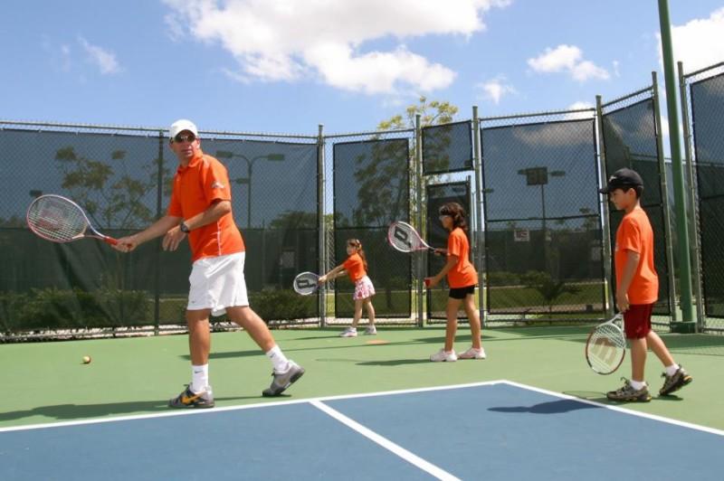 Orro Tennis Academy