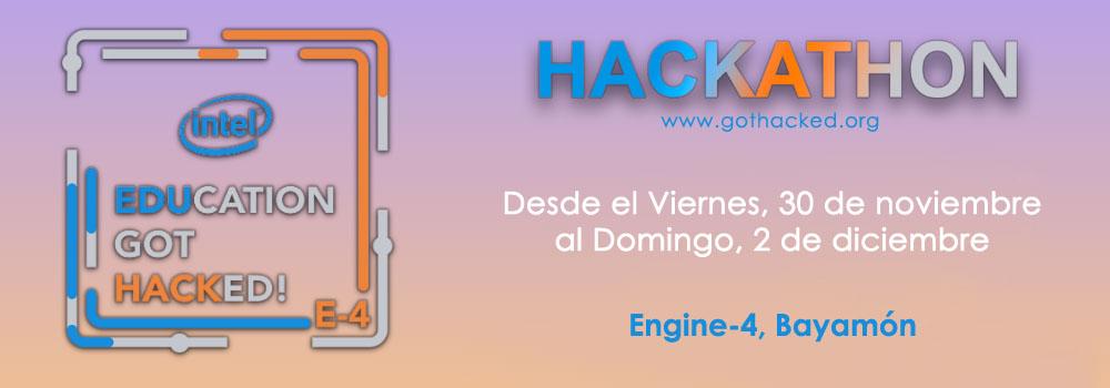 Hackathon   Engine-4, Bayamón