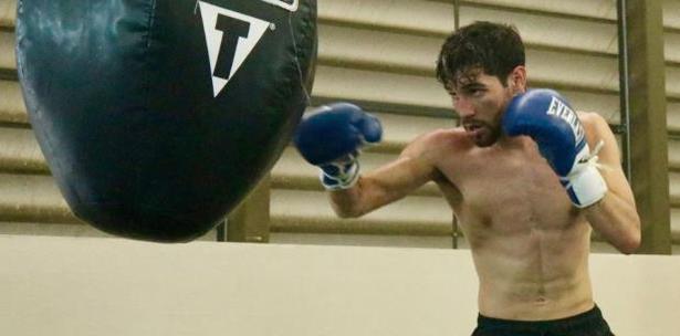 Jeyvier Cintrón Boxeador Bayamones