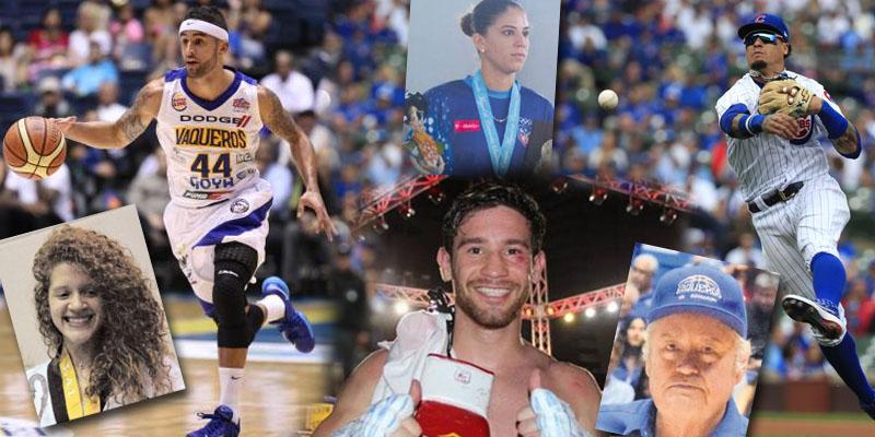 Resumen del Año 2018 Fructíferas las Gesta Deportivas de los Bayamoneses