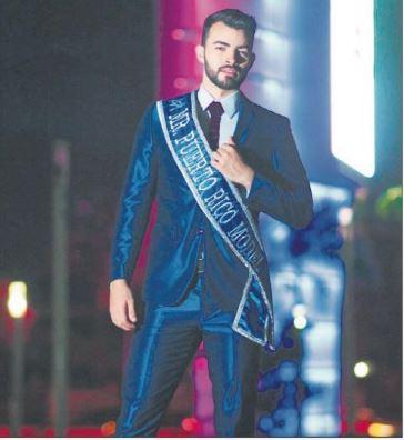 Edgar Gabriel Rivera Gana Mister Model Universe 2018